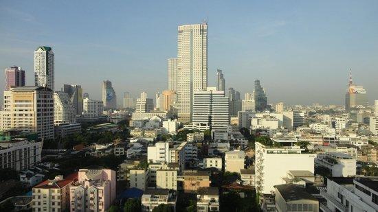 Furama Silom: View from 14th floor room