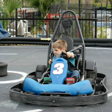 Kissimmee Go-Karts : Kiddie Carts