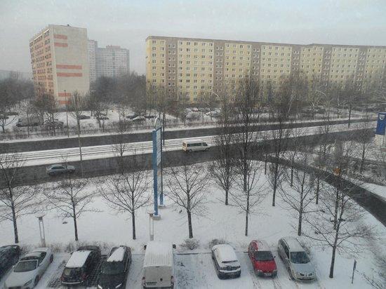 City Hotel Berlin East: Vista desde la habitación