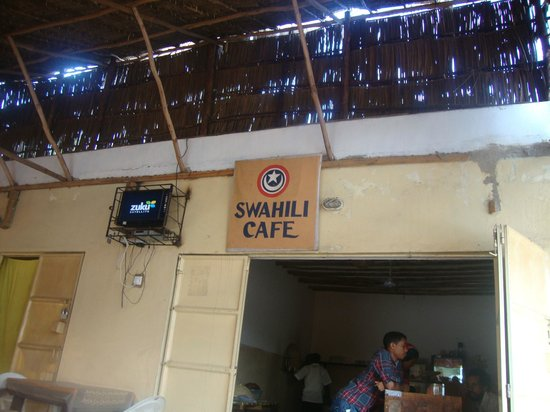 SWAHILI cafe: Swahili café