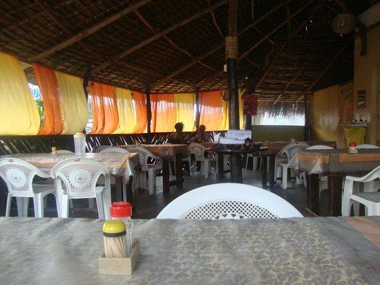 SWAHILI cafe: Ausstattung