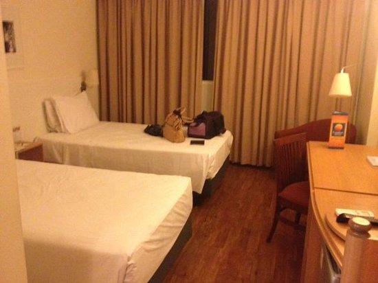 Nobile Hotel Downtown : quarto 561