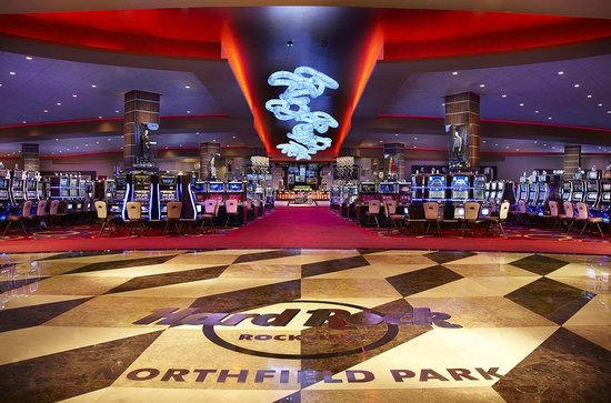 Hard Rock Rocksino Northfield Park