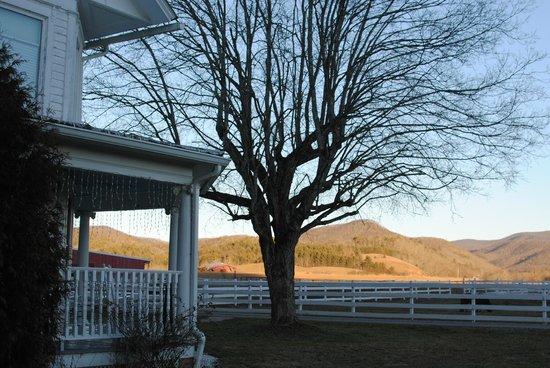 The Inn at Mountain Quest: so quaint