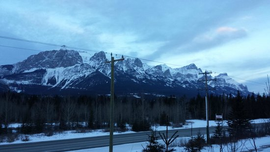 Stoneridge Mountain Resort by CLIQUE : view from balcony