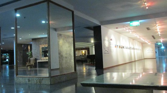 Hotel Venetur Alba Caracas: lobby