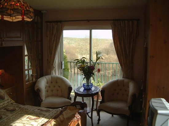 Killyon Guest House: The view from one of our rooms