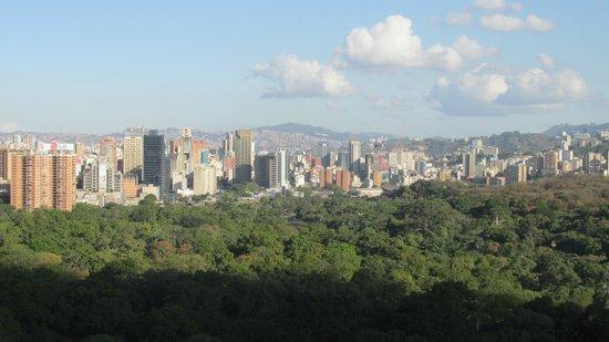Hotel Venetur Alba Caracas: desde el piso 21