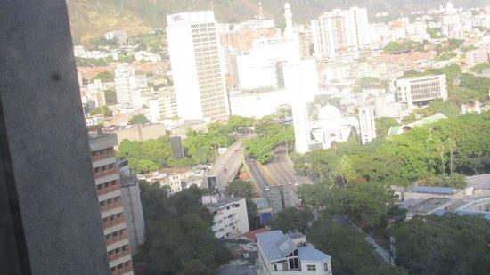 Hotel Venetur Alba Caracas: vista