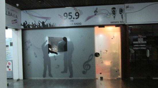 Hotel Venetur Alba Caracas: radio
