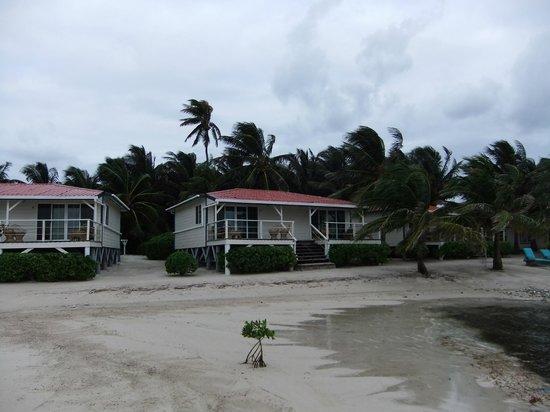 Turneffe Flats : Our cabana
