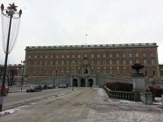Stockholmer Schloss (Kungliga Slottet): Schloss