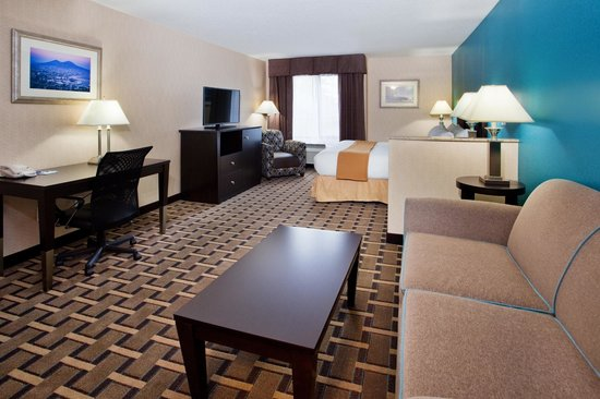 Holiday Inn Express & Suites: King Suite