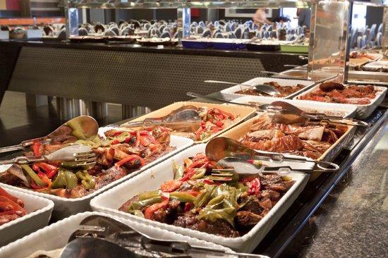 Gran Buffet Lliure Sol: Carnes y pescados