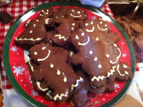 L'Ancien Paquier: Omino di biscotto