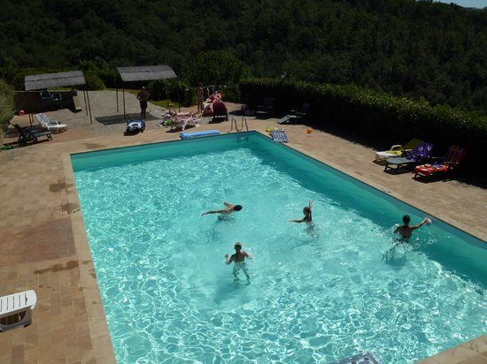 Agriturismo Tenuta Cantagallo: Piscina-Pool