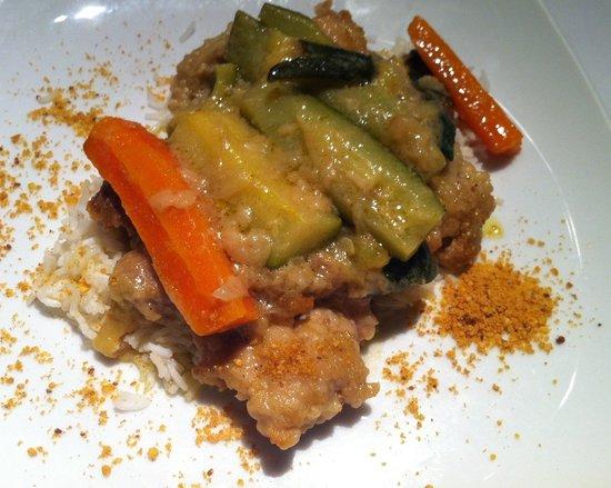 La Dolca Herminia : Pollo Thai