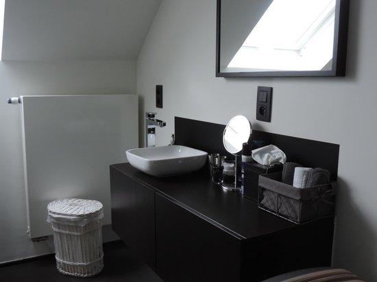 Ad Astra : Le lavabo de la Salle de Bain