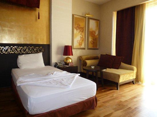 Horus Paradise Luxury Resort: Стандартный номер в главном здании