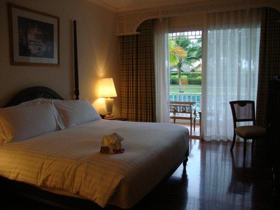 Sofitel Krabi Phokeethra Golf & Spa Resort : Suite, bed room