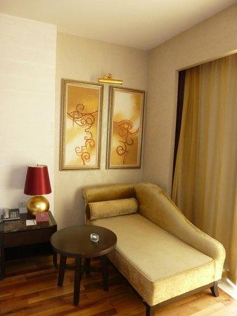Horus Paradise Luxury Resort: Стандартный номер