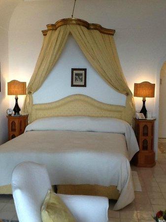 Le Sirenuse Hotel: Our room