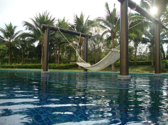 Sofitel Krabi Phokeethra Golf & Spa Resort : Relaxing place :)