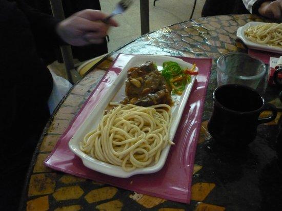 Restaurant La Bamba -: osso bucco