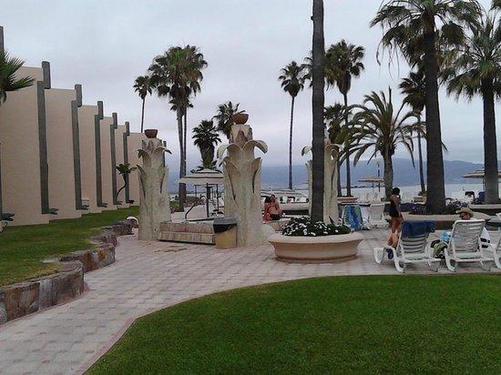 Estero Beach Hotel & Resort : Jacuzzi