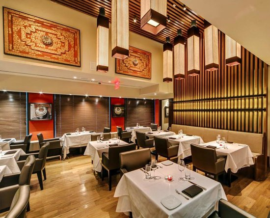 Photo of American Restaurant Reserve Cut at The Setai at 40 Broad St, New York, NY 10004, United States