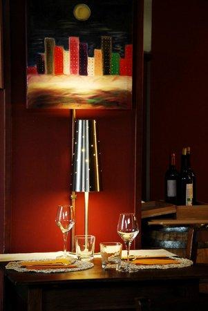 Osteria Ars Vivendi: tavolo romantico2