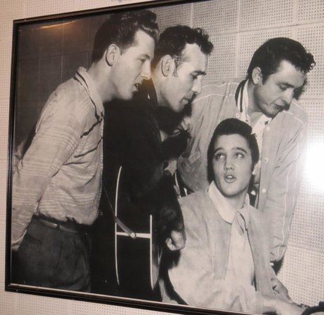 Sun Studio: The Killer, Carl Perkins, The King, Johnny Cash