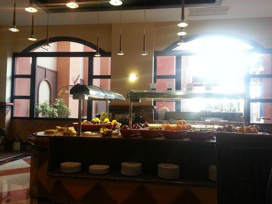 H10 Tindaya Hotel : buffet
