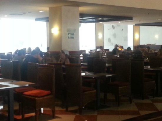 H10 Tindaya Hotel : ristorante
