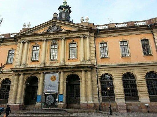 The Nobel Museum : Alfred Nobel Museum