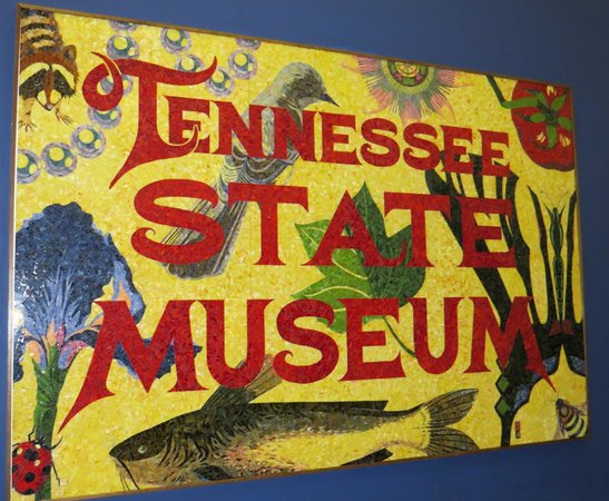 Tennessee State Museum: Entrance