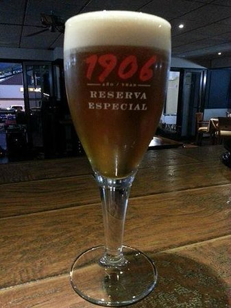 ART Restaurante : Best spanish beer !...