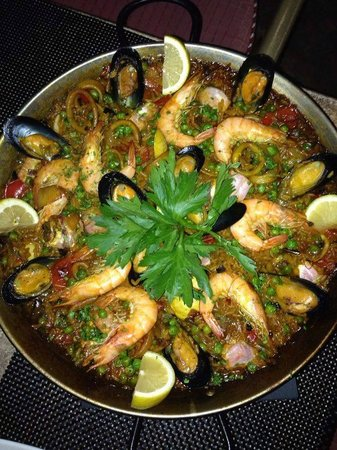ART Restaurante : Paella