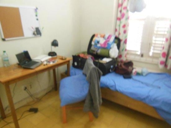 Poppy Hostel Curacao: mein Zimmer