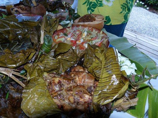 Makayla Palms: Umu feast