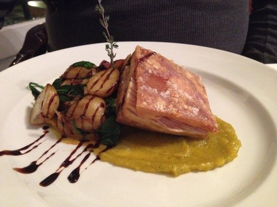 Best Western Buxton Lee Wood Hotel: The pork