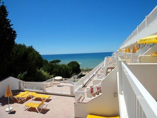 Muthu Clube Praia da Oura: views