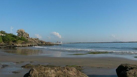Itajai, SC: Praia do Geremias
