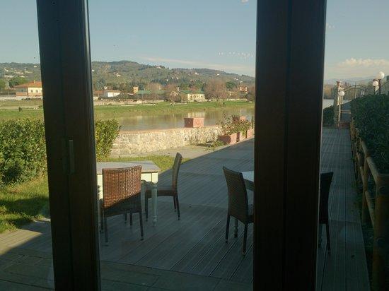 Hotel Mulino di Firenze : breakfast