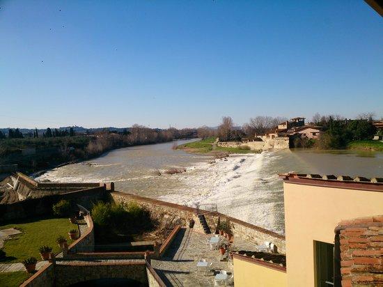 Hotel Mulino di Firenze : from room