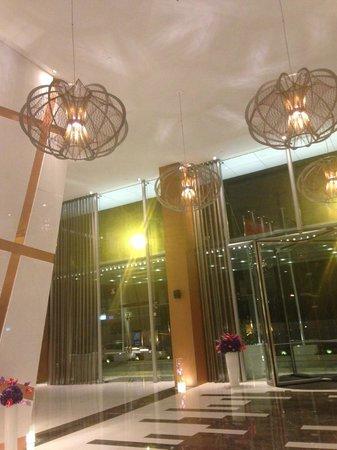 EPIC SANA Lisboa Hotel : lobby