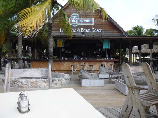 Lions Dive & Beach Resort Curacao: Barbereich