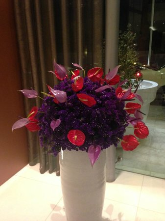 EPIC SANA Lisboa Hotel : flower bouquets
