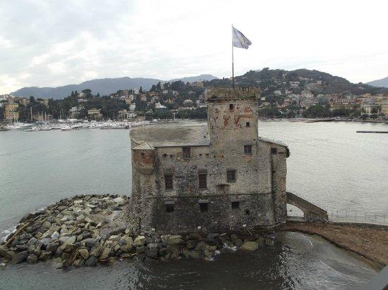 Italia e Lido Hotel: castello