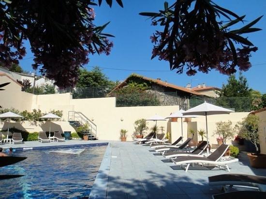 New Hotel Bompard: pool